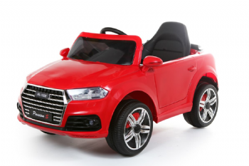 Battery Powered - 12V Red Q7 Ride On Car